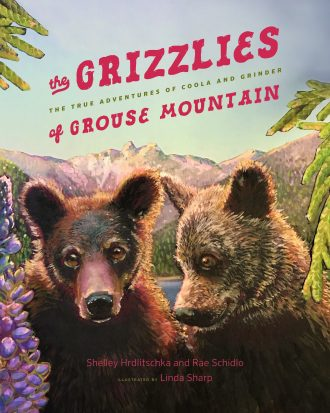 The Grizzlies of Grouse Mountain